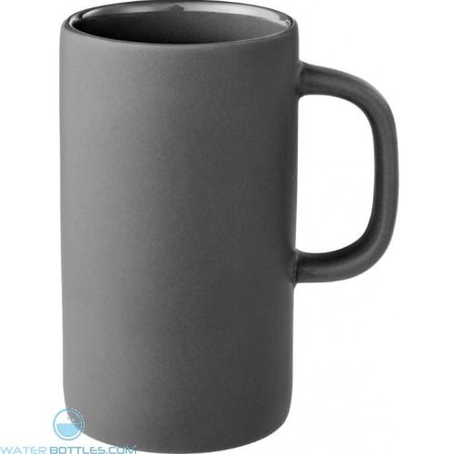 0629113a3eb 12 oz Tall Ceramic Mug   beer   Custom Coffee Mugs