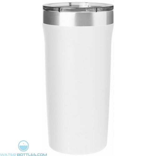 ac75c6acaf8 18 oz Palermo Powder Coated Thermal Tumbler - Insulated Tumblers ...