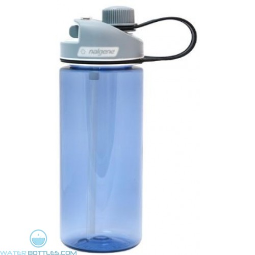 Custom 20 oz Nalgene Tritan Multi-Drink Water Bottle -Blue 3ce6911628b9