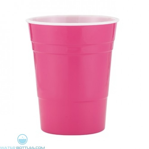 717e9d54754 Reusable Plastic Party Cup | 16 oz | Misc Promotional Product