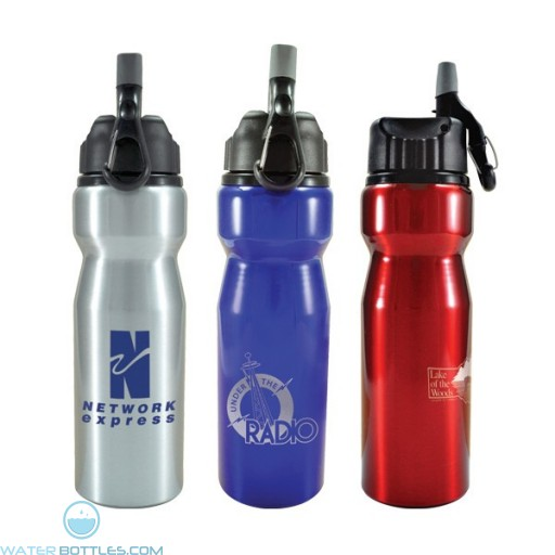 Personalized Water Bottles - Performance Promo Water Bottles | 27 oz