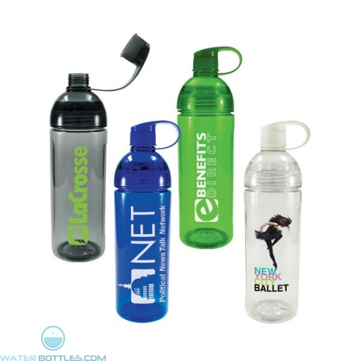 Personalized Water Bottles - Twice Around Tritan Bottles | 23 oz