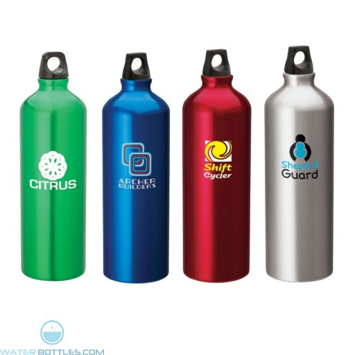 Printed Flask with Twist Top | 33.8 oz