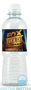 Personalized Water Bottles - Custom Label Bottled Water | 12 fl oz