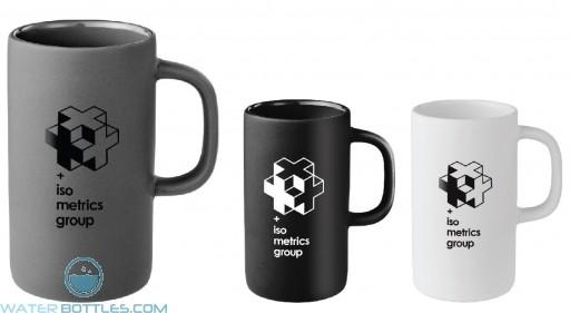12 oz Tall Ceramic Mug
