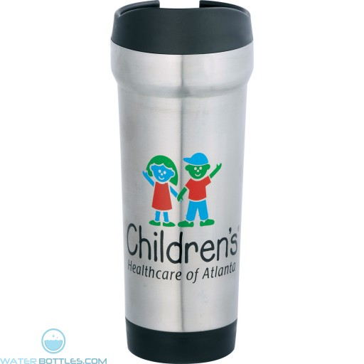 Customized Tumblers - Personalized Thumb Press Tumbler | 15 oz