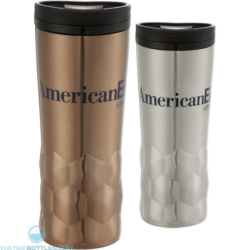 Personalized Tumblers - Custom Geometric Tumbler | 15 oz