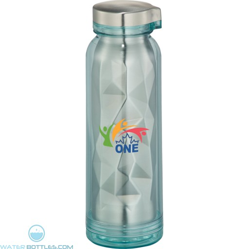 Wholesale Water Bottles - Custom Geometric Sport Bottle | 16 oz