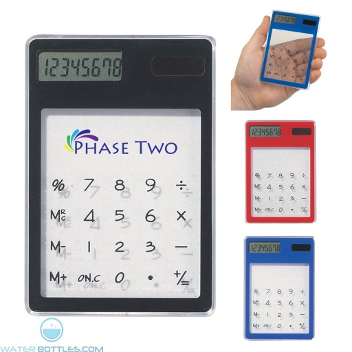 Personalized Clear Solar Calculator
