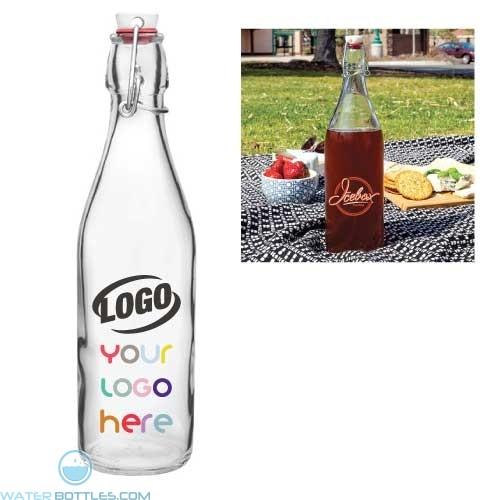 17 oz Giara Glass Bottle