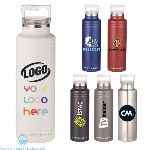 20 oz Arctic Zone® Titan Thermal HP® Copper Bottle