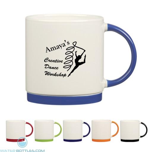 20 oz Ceramic Bahama Mug