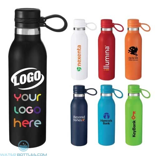 20 oz H2Go Relay Powder Coated Thermal Bottle