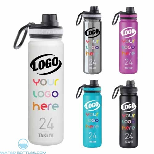 24 oz Takeya® Thermal Insulated Bottle