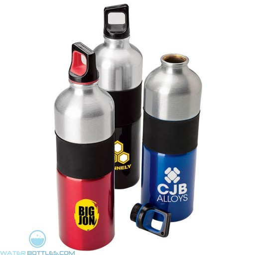 Personalized Water Bottles - Branded Aluminum Water Bottle | 25 oz