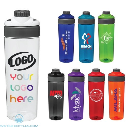 25 oz H2Go Montana Water Bottle