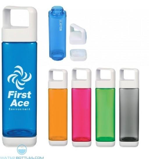 25 oz BPA Free Square Clean Bottle