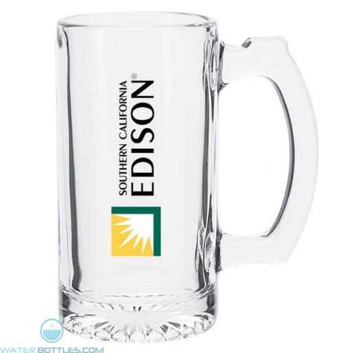 Glass Mug | 12.5 oz