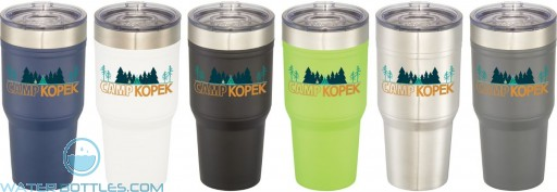 30 oz Arctic Zone Copper Vacuum Tumbler