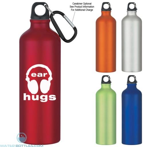 Personalized Water Bottles - Aluminum Bike Bottles | 25 oz