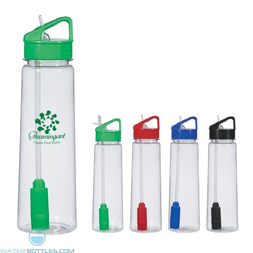 Personalized Promo Water Bottles - Economy Filter Bottles | 24 oz