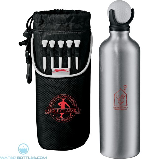 Personalized Water Bottles - Personalized Golf Bottle Pouch | 24 oz
