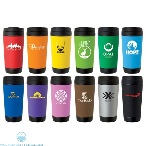Custom Logo Mugs - Perka Insulated Mug | 17 oz