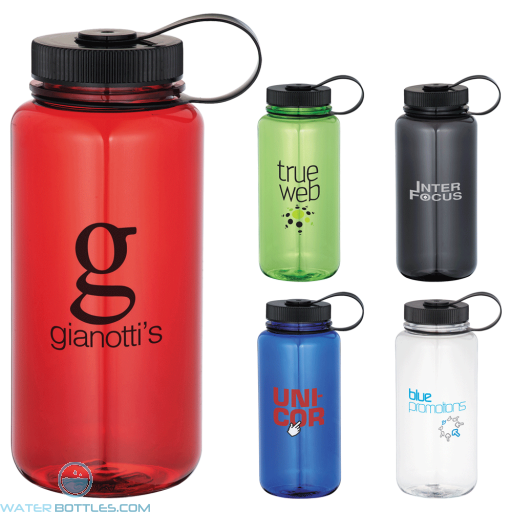 Personalized Sports Water Bottles - Hardy Tritan Sports Bottles | 30 oz