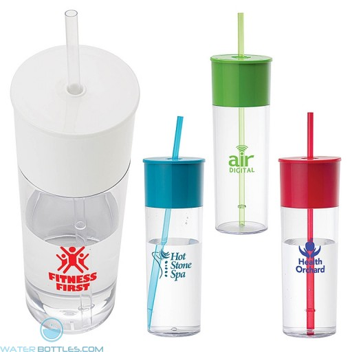 Customized Tumblers - Custom Logo Tumbler | 22 oz
