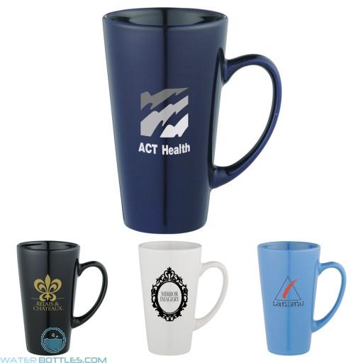 Promotional Mugs - Enoteca Ceramic Mug | 17 oz
