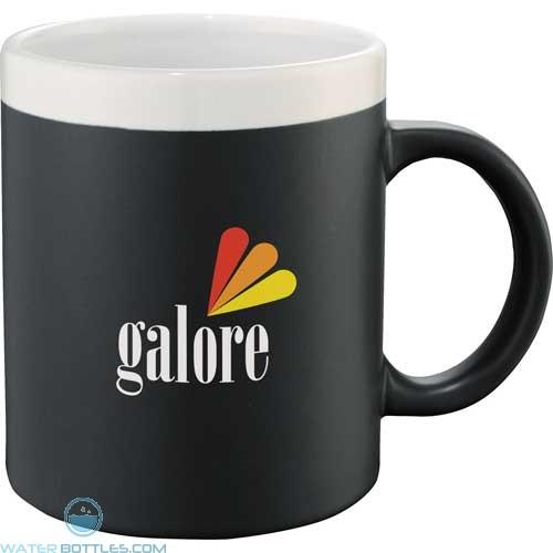 Custom Logo Mugs - Chalk It Up Ceramic Mug | 11 oz