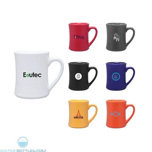 Custom Coffee Mugs - 15 oz Bedford Stoneware Mug