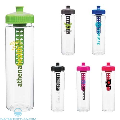 Custom Logo Water Bottles - H2Go Ultra Coconut Filter Bottle | 25 oz