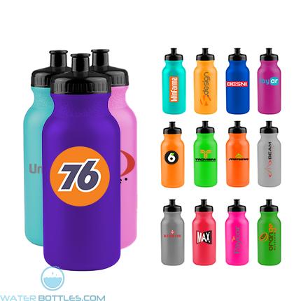 Wholesale Water Bottles - The Omni - 20 oz. Bike Bottles Colors