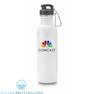 Custom Logo Water Bottles - Message On A Bottle 2 | 24 oz