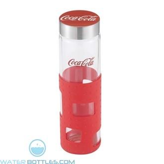 Custom Logo Water Bottles - Sili Window Glass Bottle | 20 oz