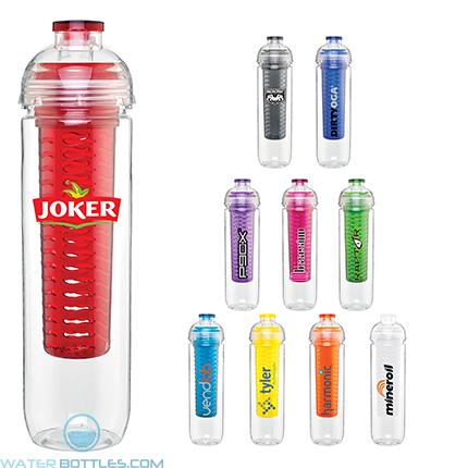 Custom Water Bottles - H2Go Fresh Infuser Water Bottles | 27 oz