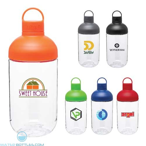Personalized Water Bottles - H2Go Capsule Bottle | 34 oz