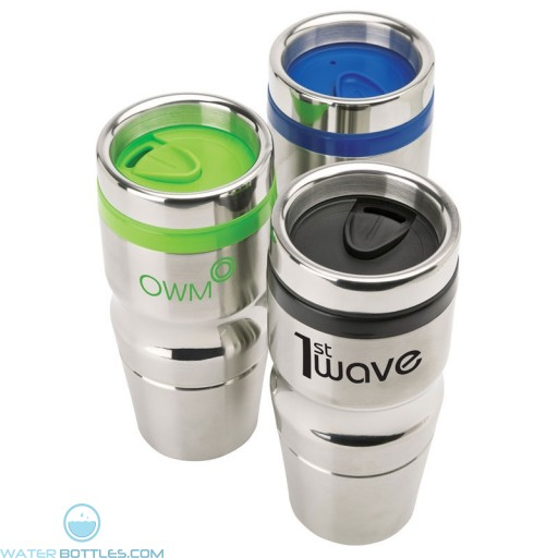 Customized Tumblers - Custom Stainless Steel Tumbler | 14 oz