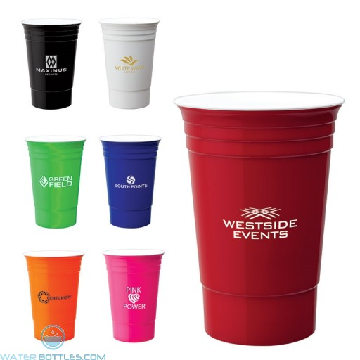 Promotional Cups - Double Wall Party Cup | 16 oz