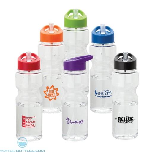 Personalized Logo Water Bottles - Tritan Water Bottles | 24 oz