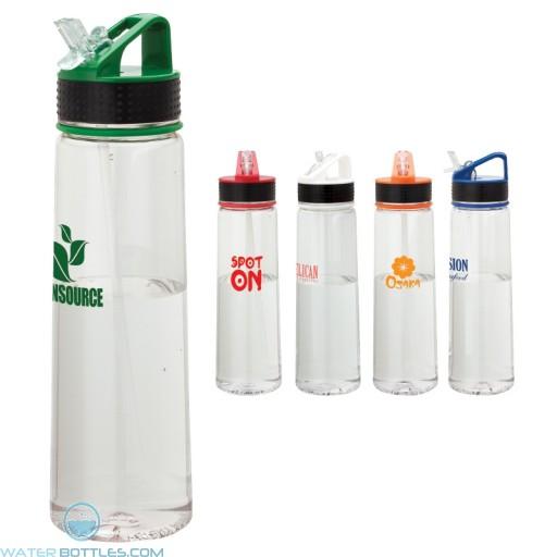 Personalized Water Bottles - Custom Logo Tritan Water Bottle | 30 oz