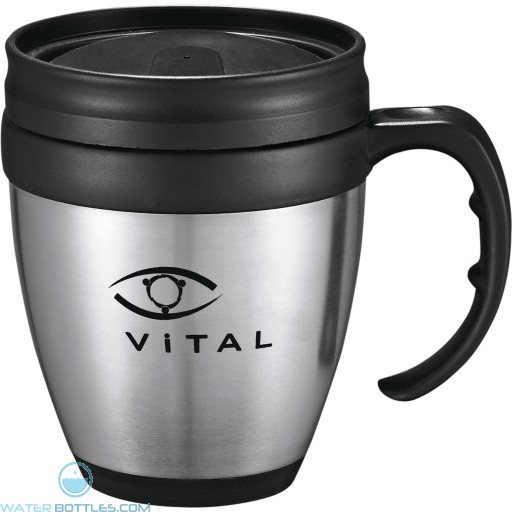 Promotional Mugs - Customizable Java Desk Mug | 14 oz