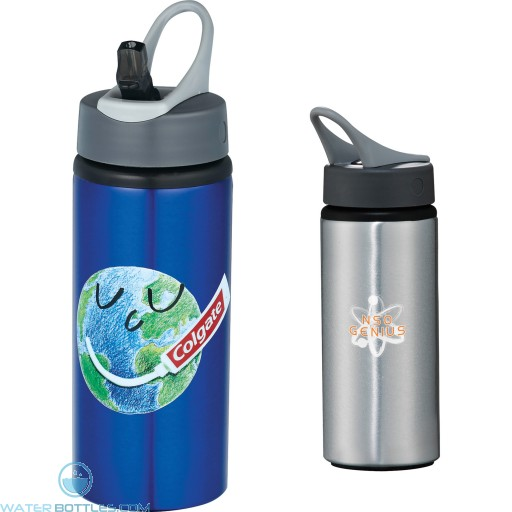 Custom Logo Water Bottles - Laguna Aluminum Bottle | 20 oz