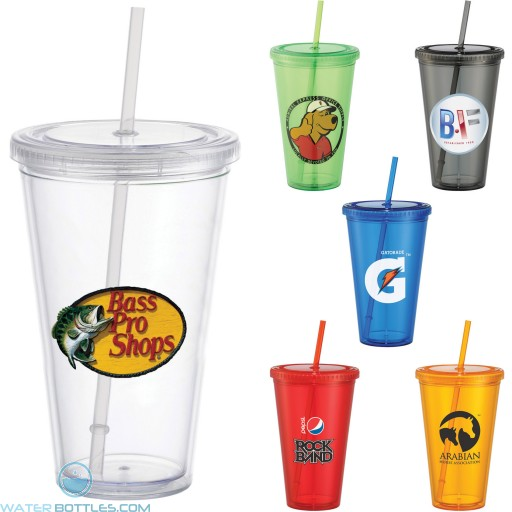 Customized Tumblers - Sedici Mega Acrylic Tumbler | 24 oz