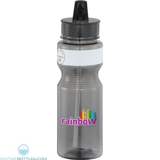 Personalized Promo Water Bottles - ID Grip Sport Bottle | 26 oz