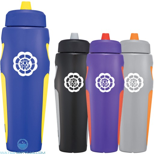 Personalized Water Bottles - Custom Minimus Sport Bottle | 22 oz