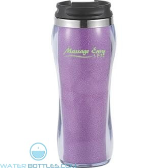 Hollywood With Ice Fabric | 16 oz