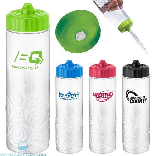 Personalized Promo Water Bottles - Miramar Water Bottle