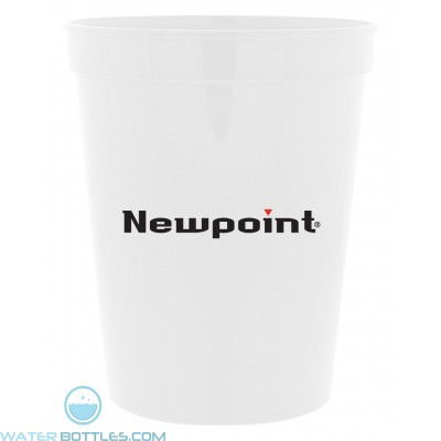 Promotional Cups - 16 oz. Stadium Cups